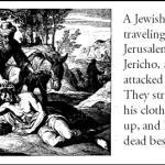 The parable of the despised Samaritan