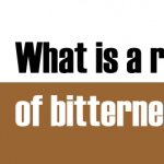 What is a root of bitterness?