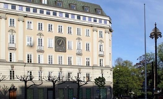 Former Kreditbanken Norrmalmstorg Stockholm Sweden CC BY-SA 2.0 by Tage Olsin