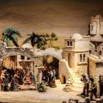 Nativity Scene by Gellinger (CC0 Public Domain)