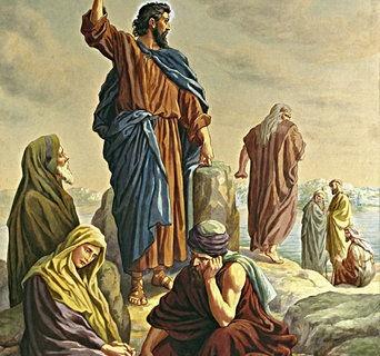 Ezekiel, a Watchman
