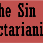 The sin of sectarianism