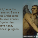 Who is the chief, or foremost, sinner?