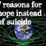 7 reasons for hope instead of suicide