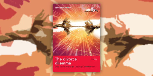 The divorce dilemma (God's last word on lasting commitment) by John MacArthur