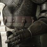 Turn the other cheek vs. gird on the sword