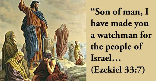 Ezekiel 33:7