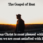 The gospel of rest