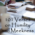 101 Verses on Humility and Meekness