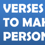101 Bible Verses to Make Personal