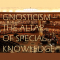 Gnosticism and the altar of special knowledge in the church today